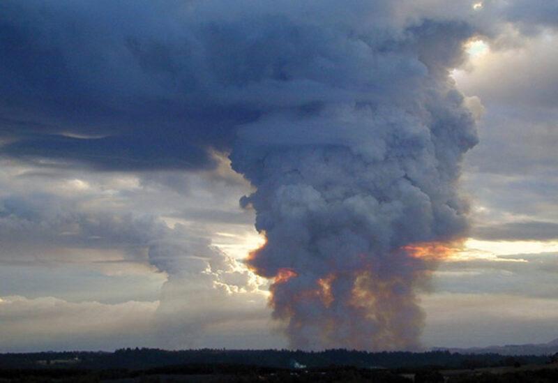 A Sulfur cloud- Archive