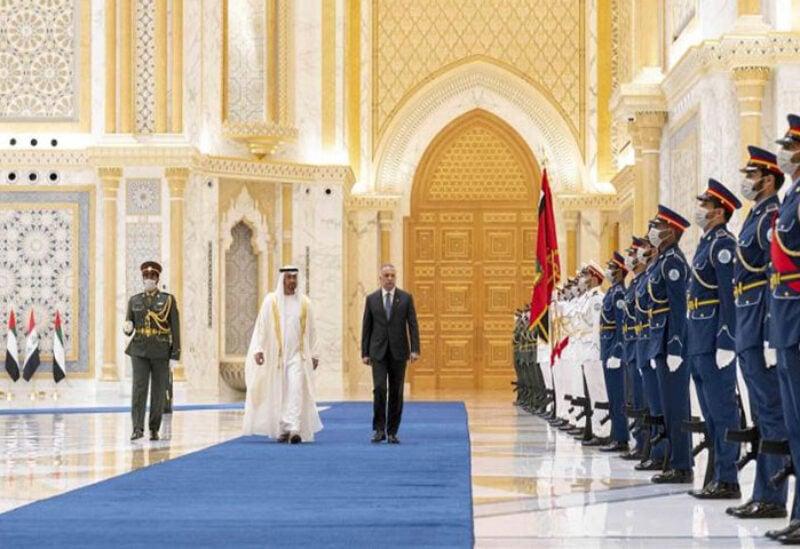 Al-Khadimi's visit to UAE