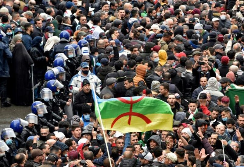 Algeria Hirak protests - Archive