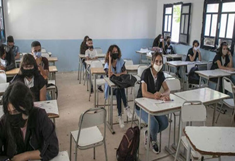 Association of Basic Education teachers circulated a questionnaire to decide whether to return back to blended learning