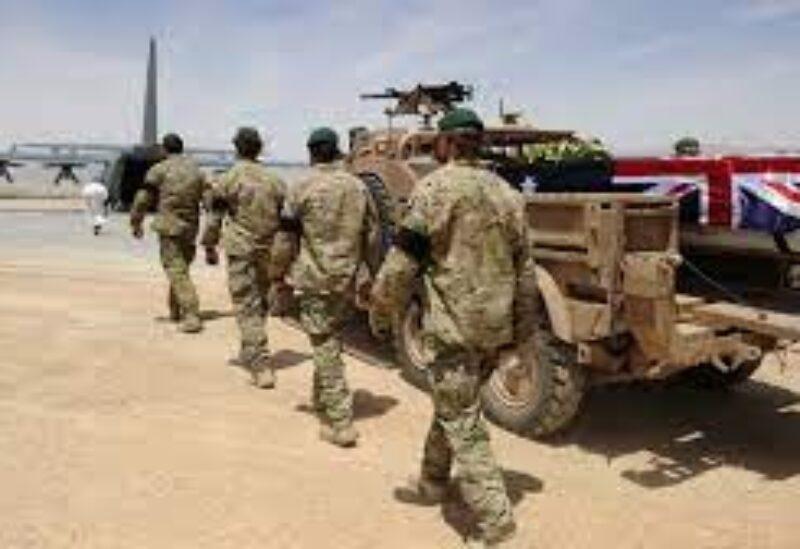 Australian troops in Afghanistan- Archive