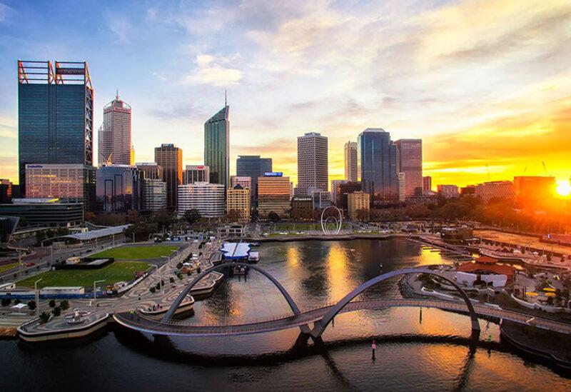 Australia's Perth city