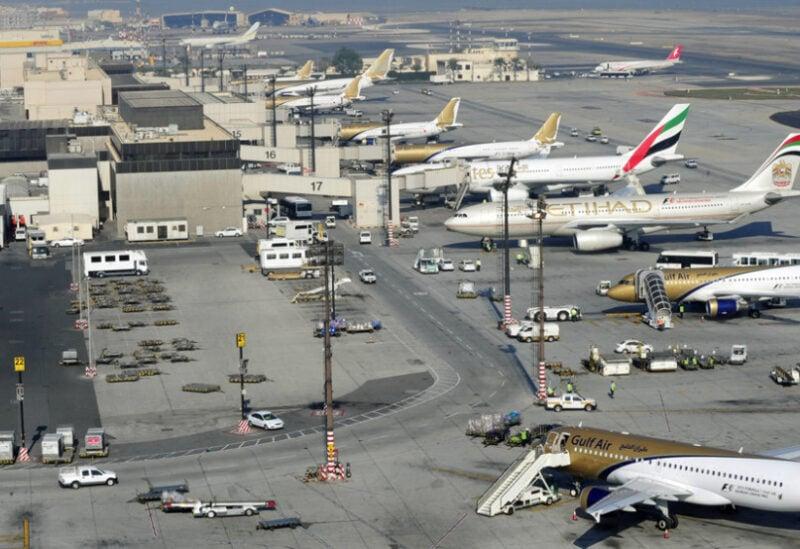 Bahrein airport