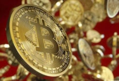 Bitcoin the world's largest cryptocurrency