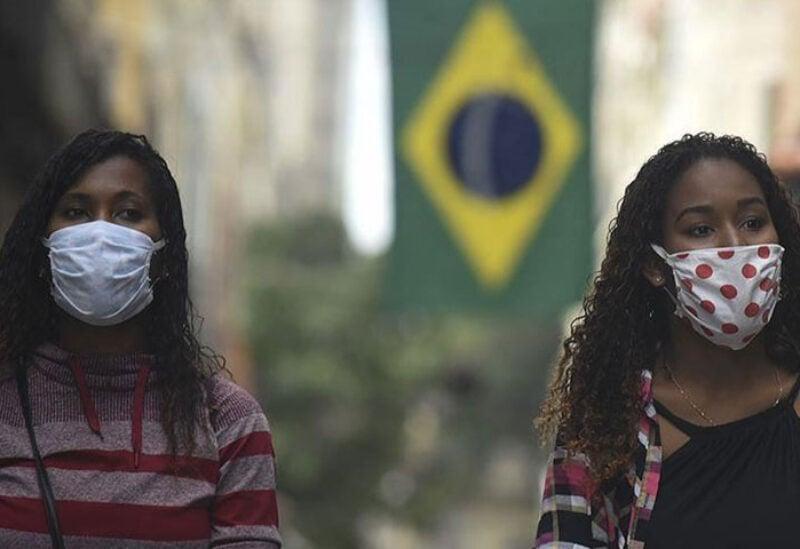 Brazil Coronavirus infections on the rise