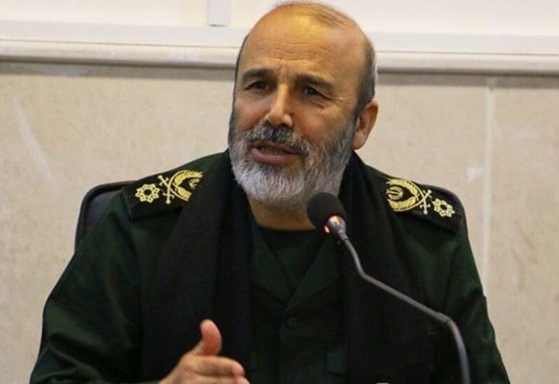 Brigadier General Mohammad Reza Fallahzadeh