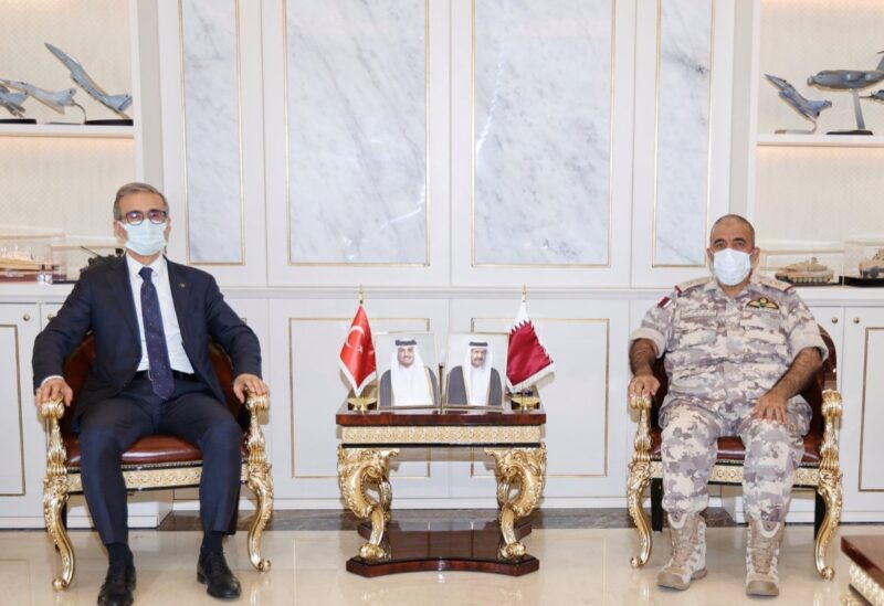 Chief of Staff of Qatari Armed Forces and President of Defense Industries of the Republic of Turkey