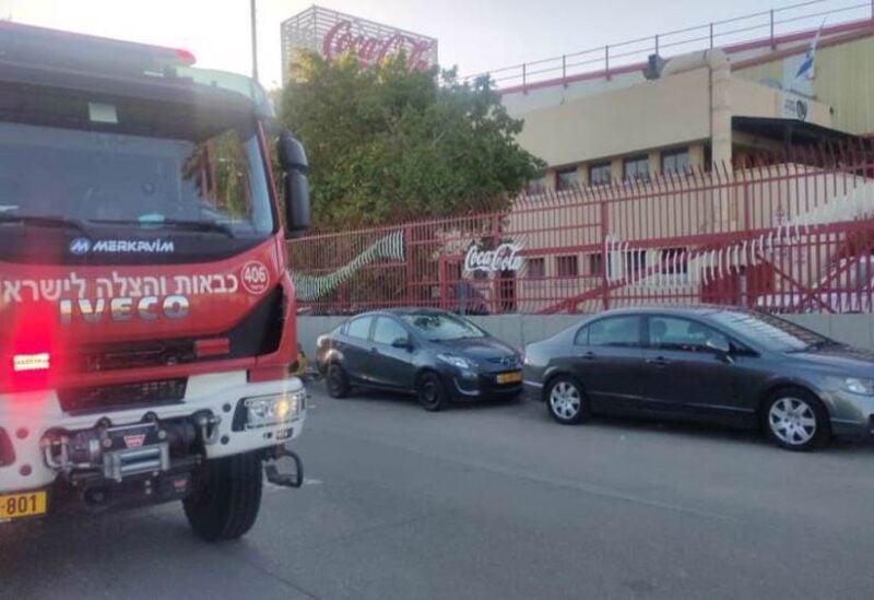 Coca Cola plant, Haifa