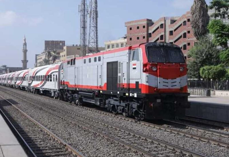 Egypt railway - Archive