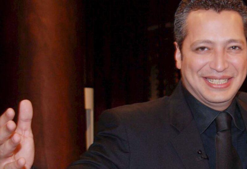 Egyptian TV Host Tamer Amin