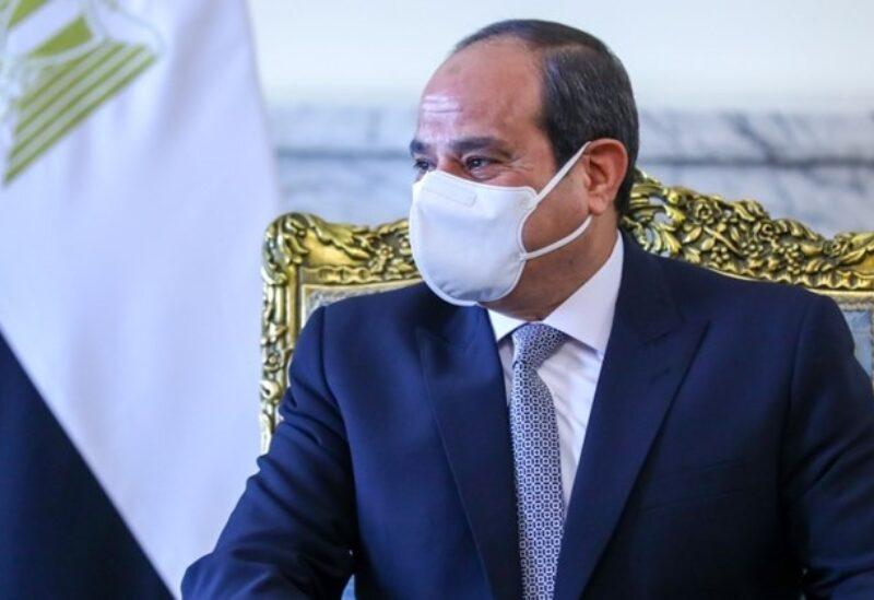 Egypt's President Abdel-Fattah al-Sisi