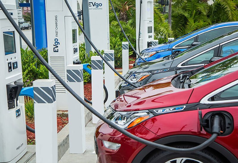 Electric vehicles sales soar