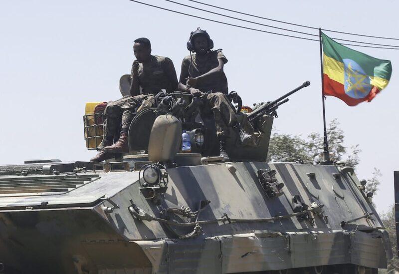 Ethyopian army