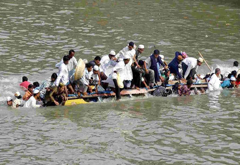Ferry sank in Bangladesh