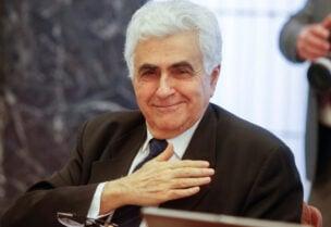 Former minister Nassif Hitti