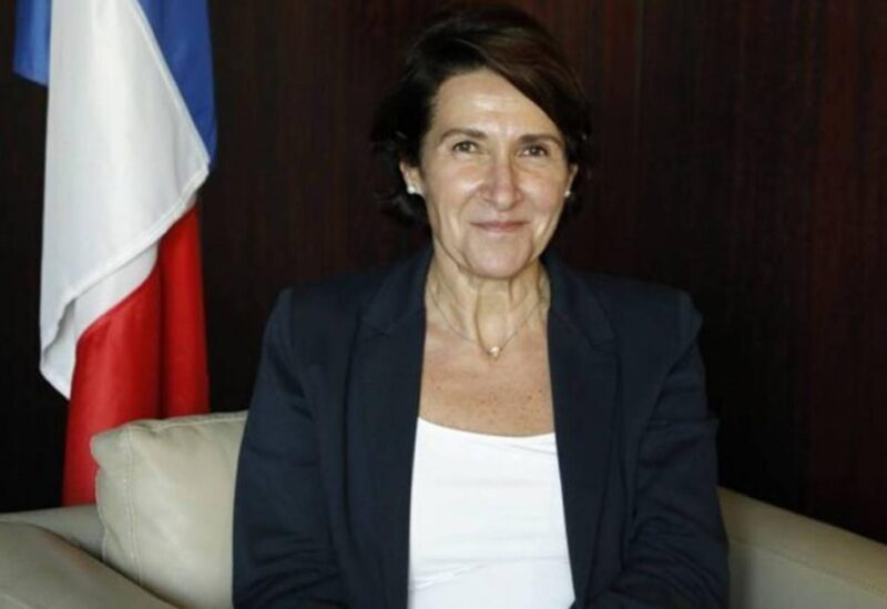 French Ambassador Anne Grillo