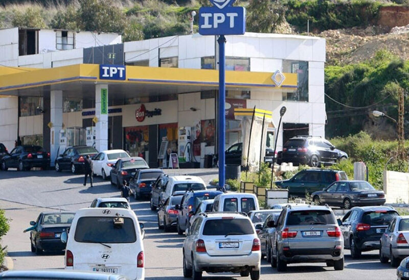 Fuel stations in Lebanon
