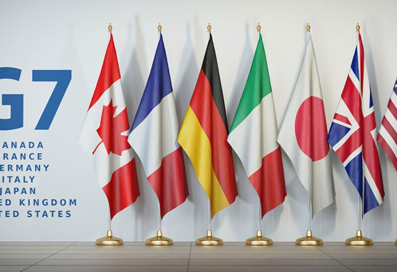 G7 virtual meeting