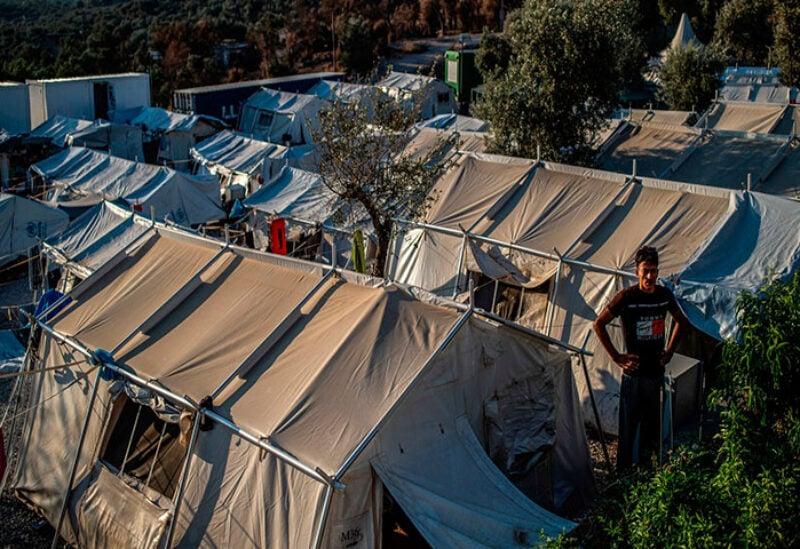 Greece's Moria Refugee Camp