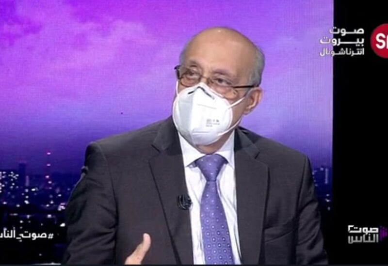 Head of Doctors Syndicate, Sharaf Abou Sharaf