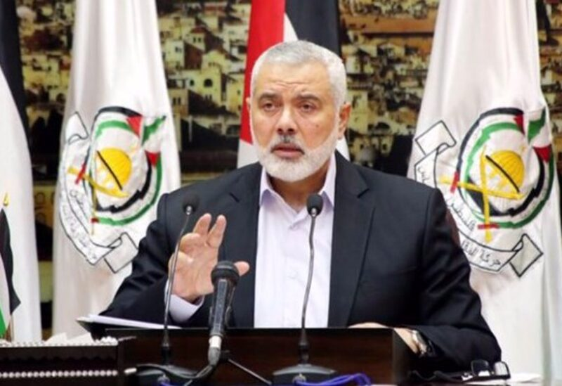 Head of political bureau of Hamas Ismail Haniyeh