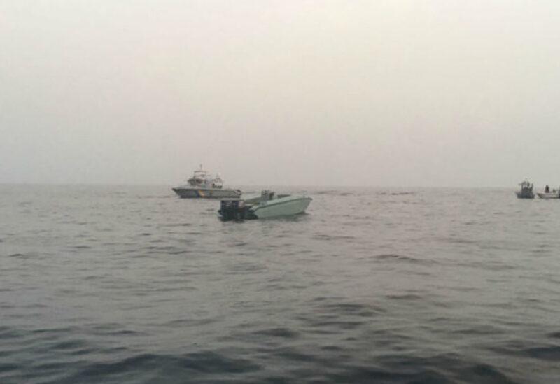 Houthi boats