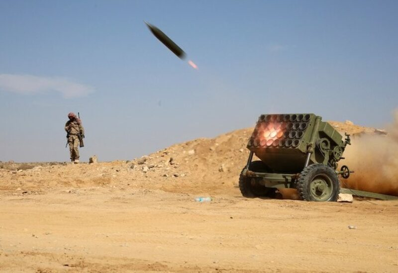Houthis Ballistic missiles
