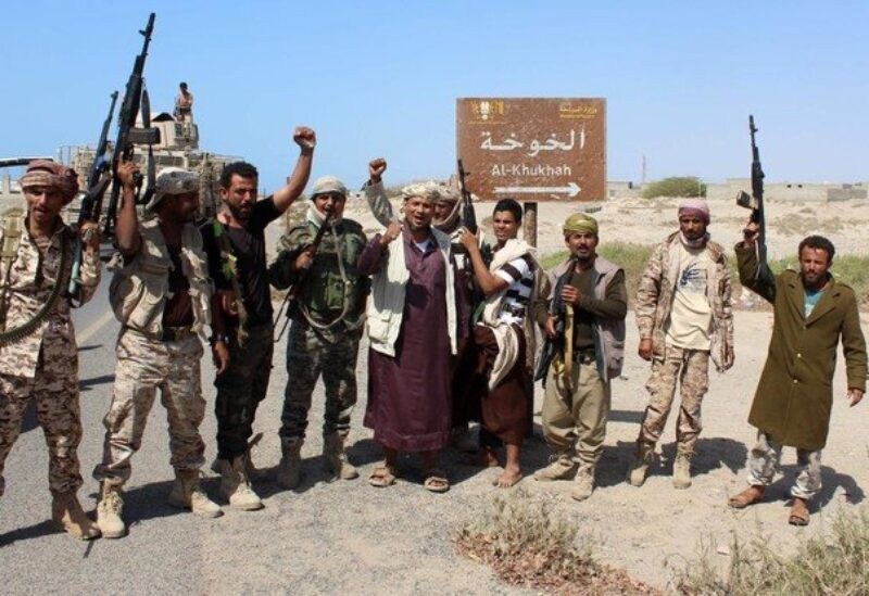 Houthis militants