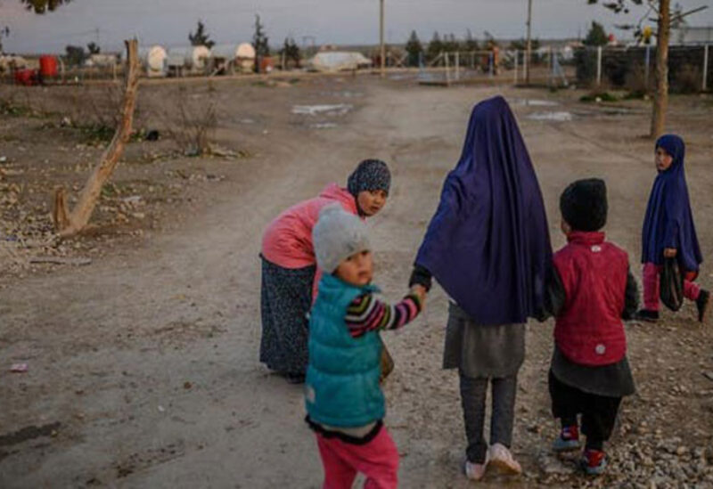 ISIS orphans