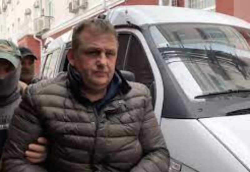 Independent journalist, Vladislav Yesipenko