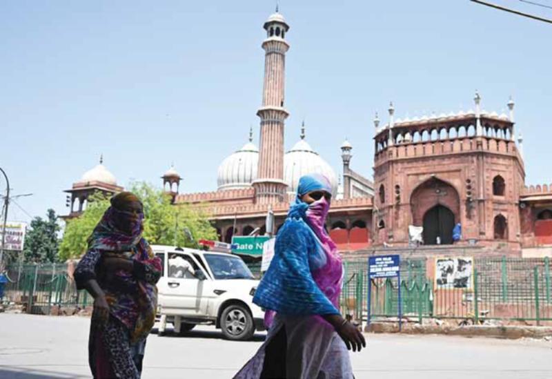 India, Mosque