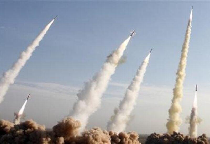 Iranian long range missiles Archive