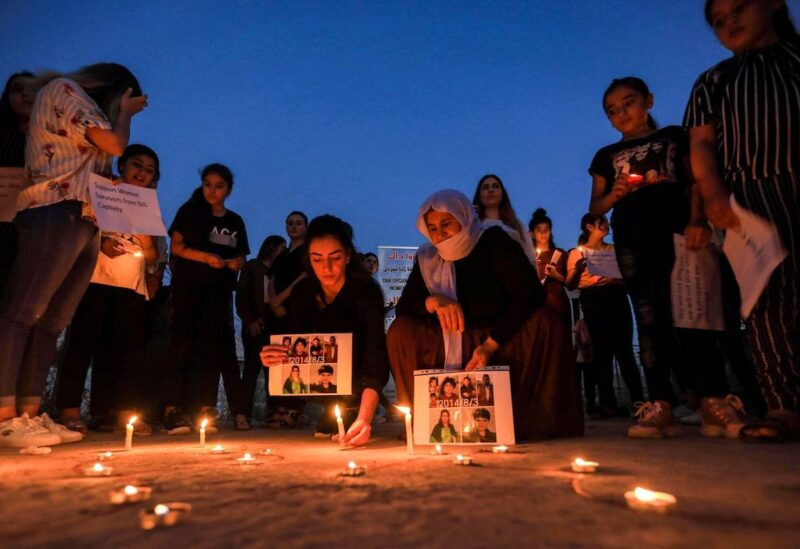Iraqi Yazidis