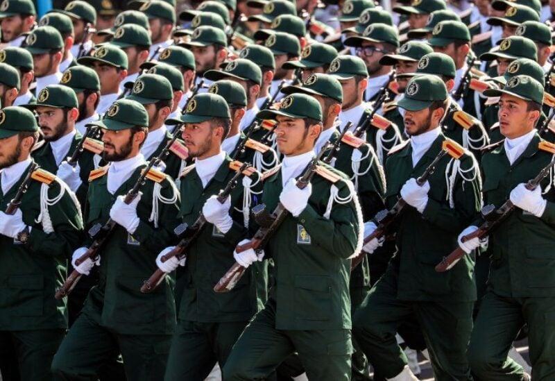 Islamic Revolution Guards