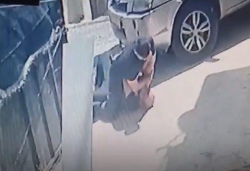 Israel security guard attacks disabled Palestinian