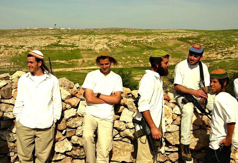 Israeli settlers- Archive