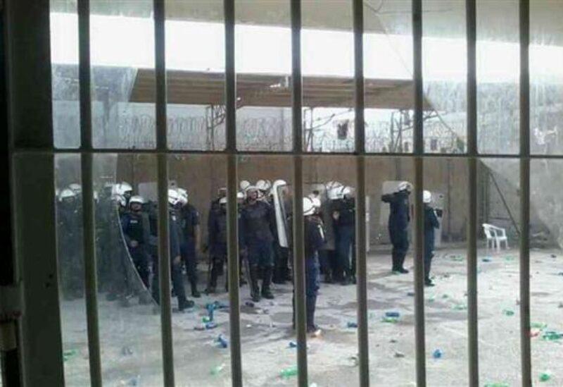 Jau Prison, Manama.