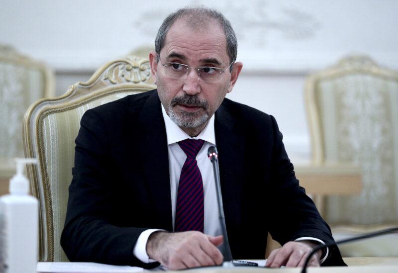 Jordanian Foreign Minister Ayman Al-Safadi