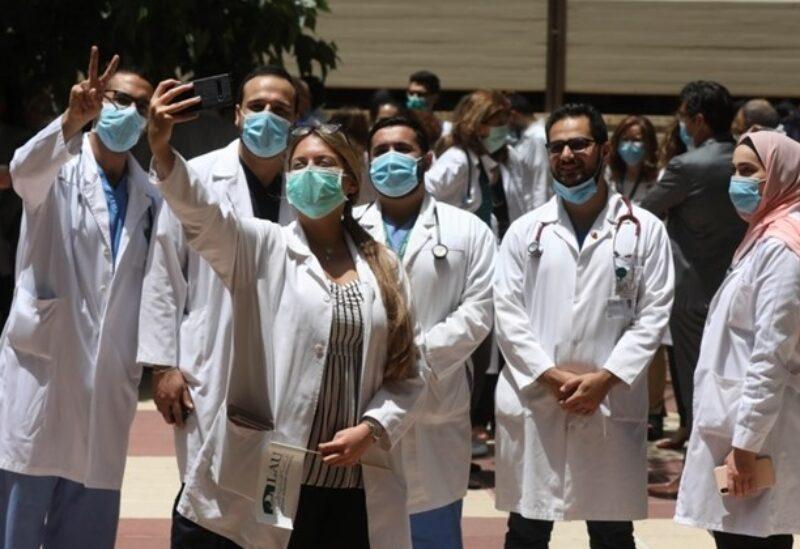 Lebanese doctors