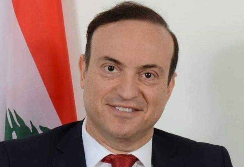 Lebanon's Ambassador to Saudi Arabia, Faouzi Kabbara