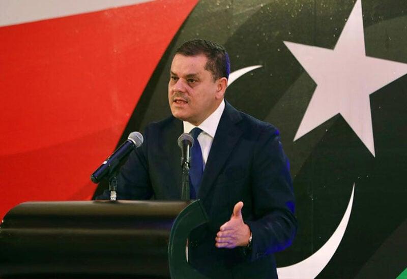 Libya's new interim Prime Minister Abdulhamid Dbeibah