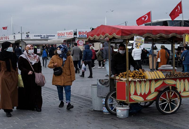 Lockdown impacts the Turkish economy
