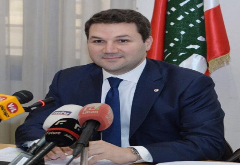 MP Nadim Gemayel