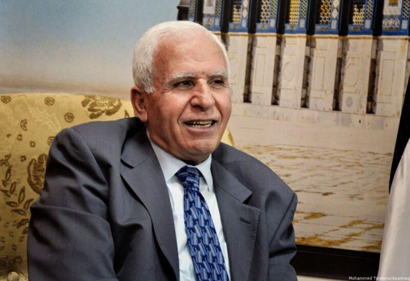 Member of Fatah's Central Committee Azzam Al-Ahmad