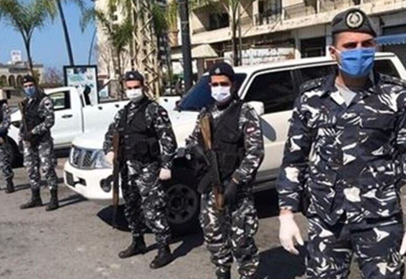 Members of security forces