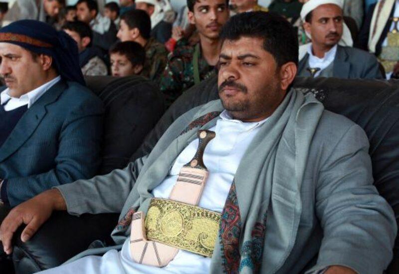 Mohammed-Ali-Al-Houthi