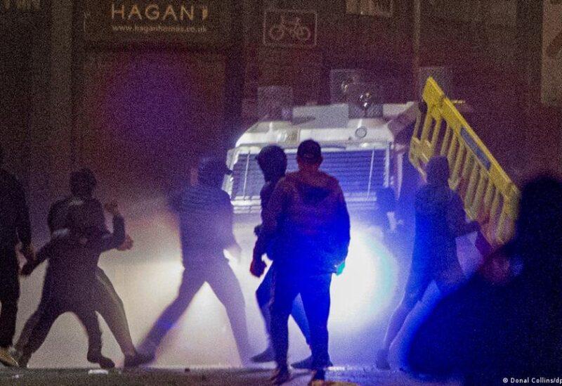 Noerthern Ireland unrest