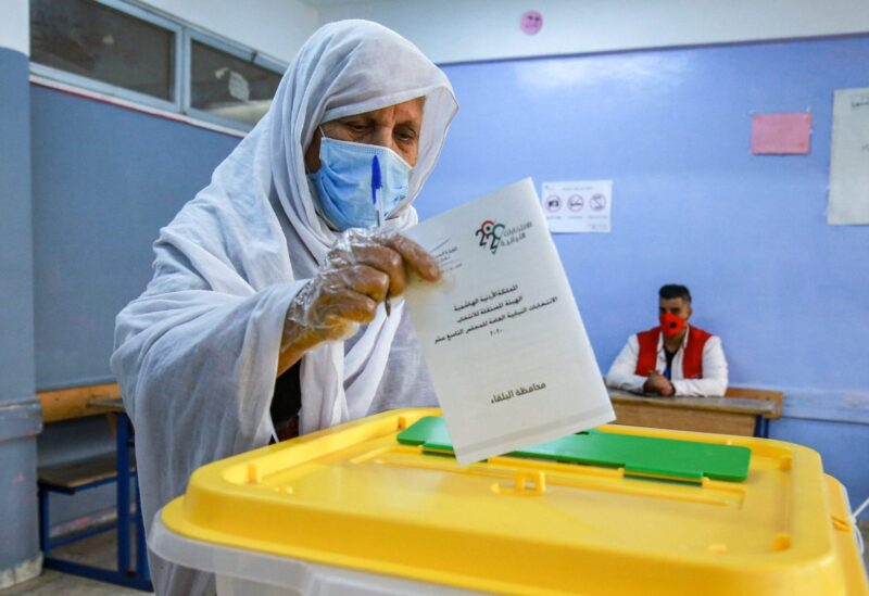 Palestine elections - Archive