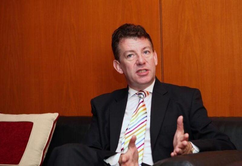 Paul Griffiths, chief executive of Dubai Airports