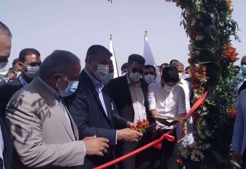 Pishin-Mand border opening
